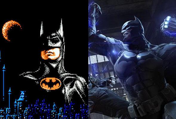 Batman játékok 1986-tól máig - Gepsegszalon.hu