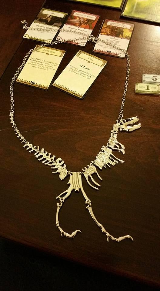 dinoszaurusz-nyaklanc