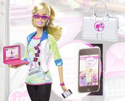 Computer Engineer Barbie - gepsegszalon.hu