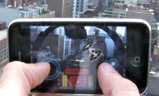 Star Wars Falcon Gunner iPhone játék - gepsegszalon.hu