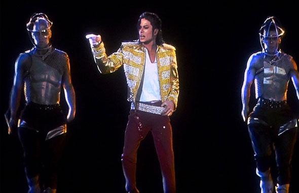 Michael Jackson hologram - Gepsegszalon.hu