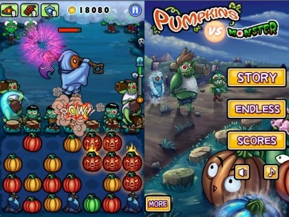 Pumpkins vs. Monsters - gepsegszalon.hu