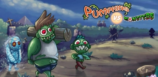 Pumpkins vs. Monsters - gepsegszalon.hu
